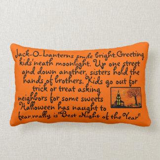 Halloween, pillow,owl,costumes,jack-o-lanterns throw cushion