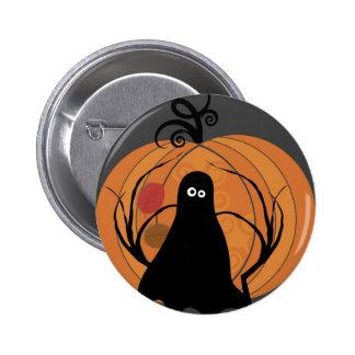 Halloween Pinback Buttons