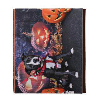 Halloween - Pitbull - Loki iPad Case