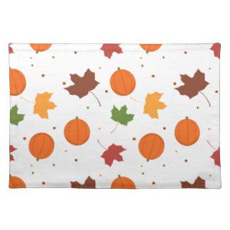 halloween place mats