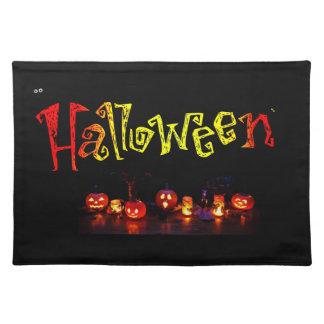 Halloween Placemat