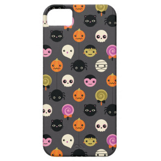 Halloween Polka Dots Pattern iPhone 5 Cases