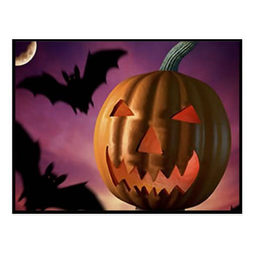 Halloween Post Cards