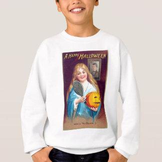 Halloween Postcard - Ellen Clapsaddle Sweatshirt