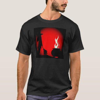 Halloween Poster Background T-Shirt