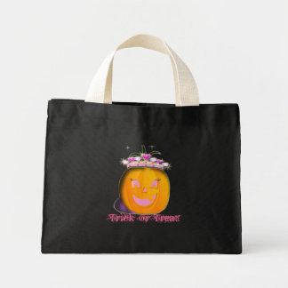 Halloween Princess Trick or Treat Bag