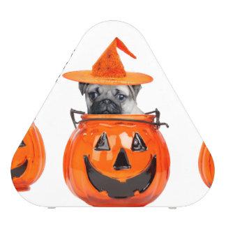 Halloween pug dog speaker