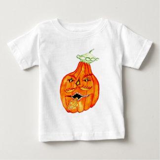 Halloween Pumpkin Art 4 Baby T-Shirt