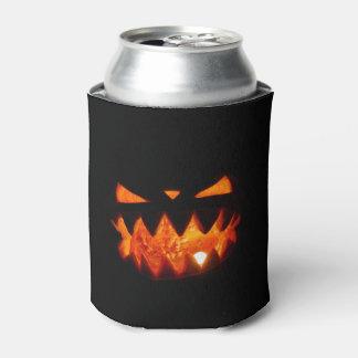 Halloween Pumpkin Can Cooler