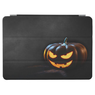 Halloween Pumpkin Jack-O-Lantern Spooky iPad Air Cover