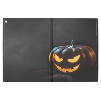 "Halloween Pumpkin Jack-O-Lantern Spooky iPad Pro 12.9"" Case"