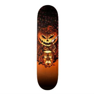 Halloween Pumpkin King 21.3 Cm Mini Skateboard Deck