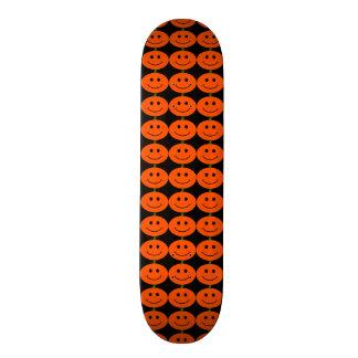 Halloween Pumpkin Smileys Skateboard