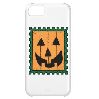 Halloween Pumpkin Stamp iPhone 5C Cover