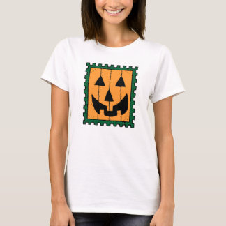 HALLOWEEN PUMPKIN STAMP T-Shirt