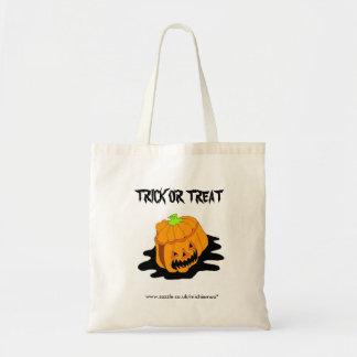 Halloween Pumpkin Tote Bags