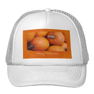 Halloween Pumpkins 3 - Happy Halloween Cap