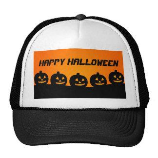 Halloween Pumpkins Cap
