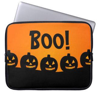 Halloween Pumpkins Computer Sleeve