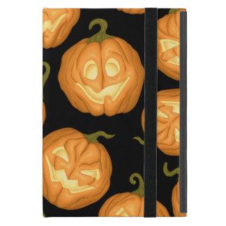 Halloween pumpkins iPad mini cover