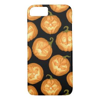Halloween pumpkins iPhone 8/7 case