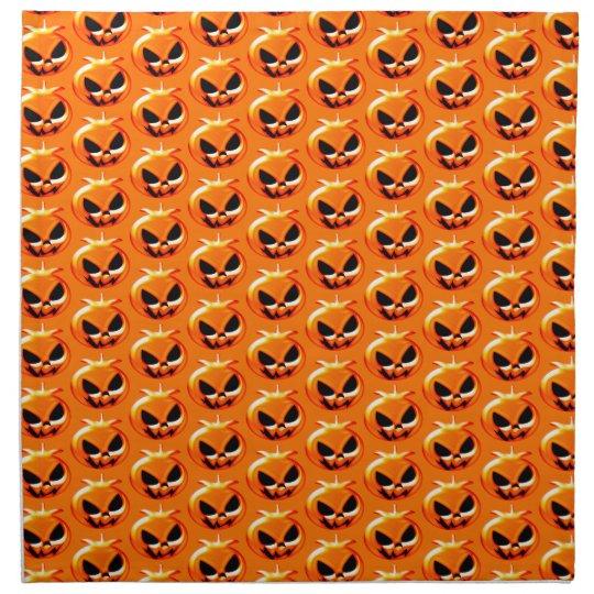 Halloween Pumpkins Napkin