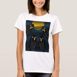 Halloween - Ravens flock T-Shirt