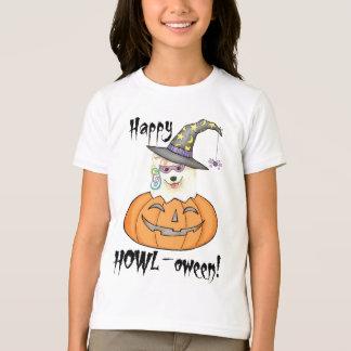 Halloween Samoyed T-Shirt