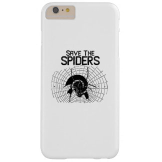 Halloween Save Spiders Web Costume Barely There iPhone 6 Plus Case