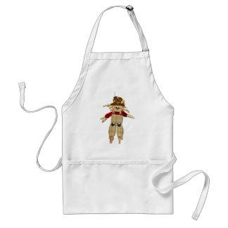 Halloween Scarecrow Standard Apron