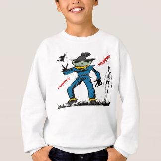 Halloween Scarecrow Sweatshirt