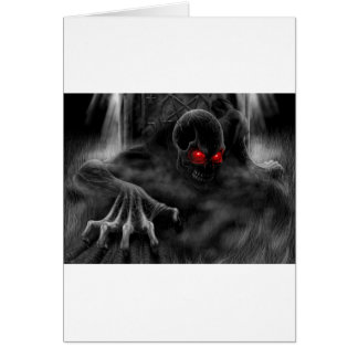 Halloween Scary Cards