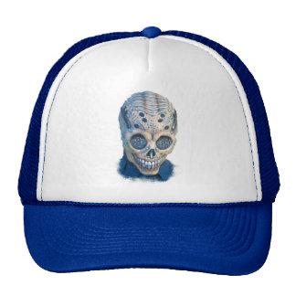 Halloween Scary Head Trucker Hats