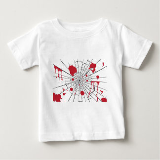 halloween shattered glass baby T-Shirt