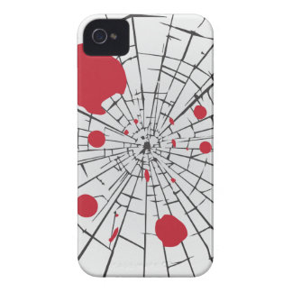 halloween shattered glass Case-Mate iPhone 4 case