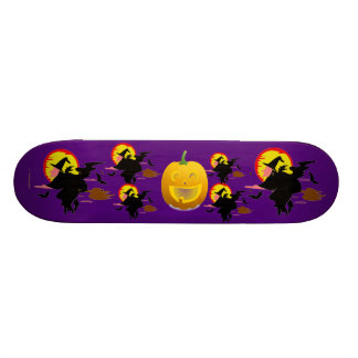 HALLOWEEN SKATEBOARDS - PRO SHREDDERS - WITCHES