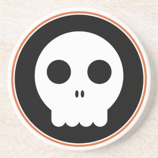 Halloween skull | Halloween coaster