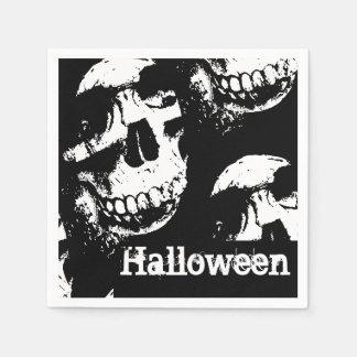 Halloween Skull | Paper Napkin