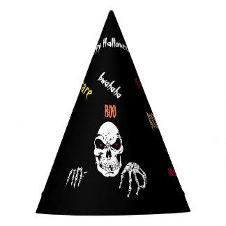 Halloween Skull Party Hat