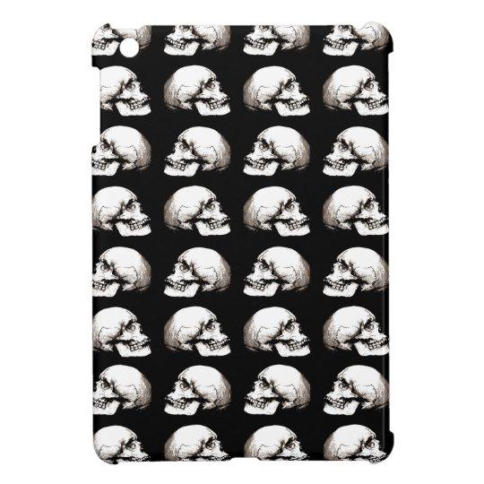 Halloween skull pattern iPad mini case