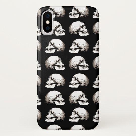 Halloween skull pattern samsung galaxy nexus cover