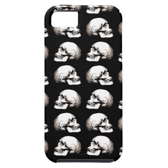 Halloween skull pattern tough iPhone 5 case