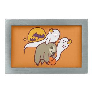Halloween Sloth Belt Buckles
