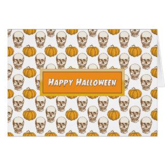 Halloween Sobriety Anniversary Card
