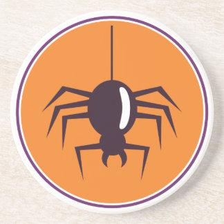 Halloween spider | drink coaster