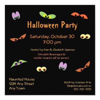 Halloween Spooks Party Invitation