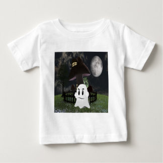 Halloween spooky ghost baby T-Shirt