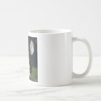 Halloween spooky ghost coffee mug
