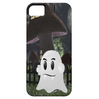 Halloween spooky ghost iPhone 5 cover