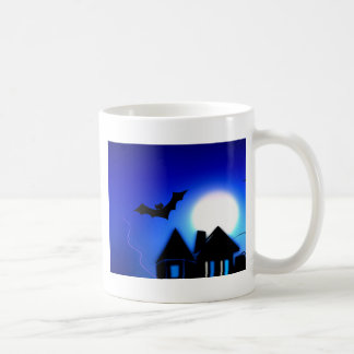 halloween spooky scary night mugs
